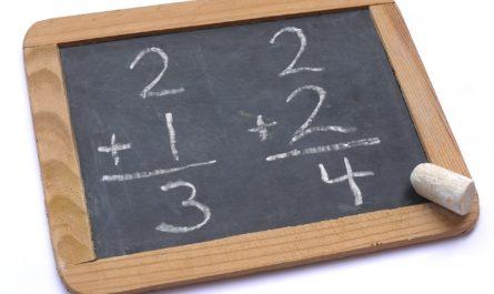 Nauka do matury z matematyki - początek